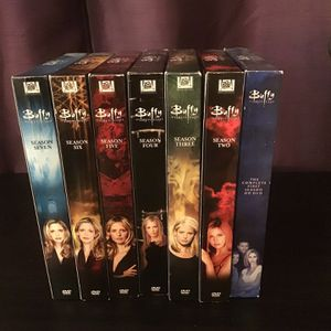 Buffy Vampire Slayer Complete Series for Sale in Gilbert, AZ