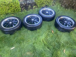 Wheels and tires for Sale in Bothell, WA