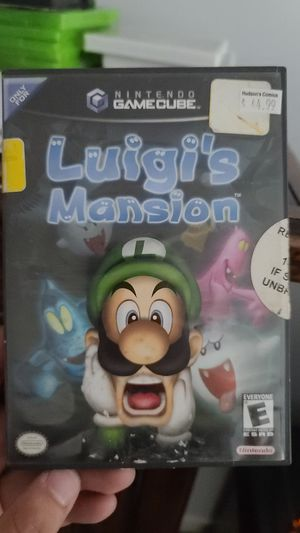 Luigi's Mansion Nintendo GameCube NGC for Sale in Lake Mary, FL