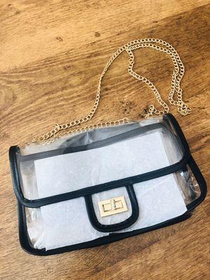 Clear crossbody bag for Sale in San Diego, CA