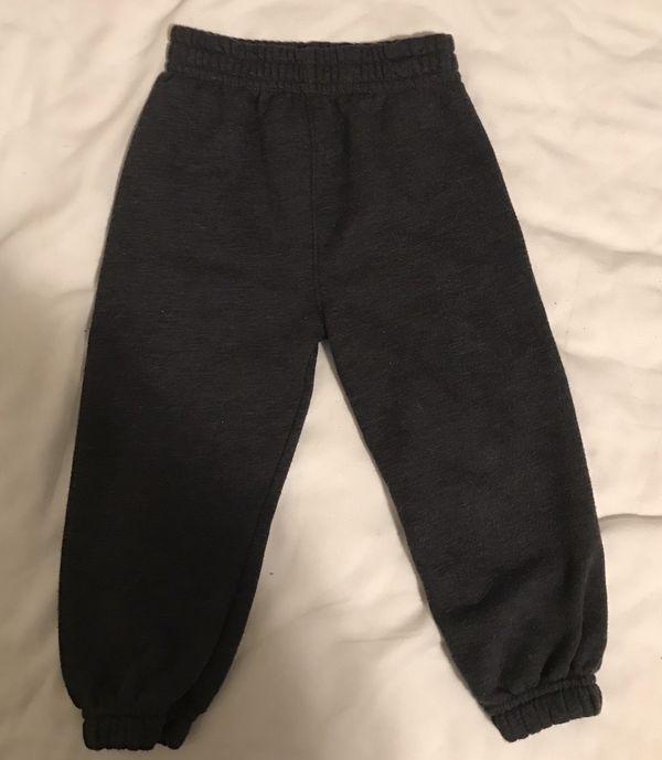Toddler sweat suit