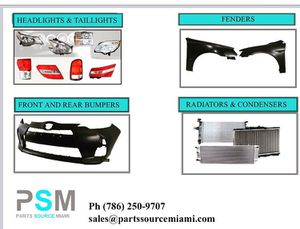New Aftermarket Parts for all Vehicles for Sale in Miami, FL