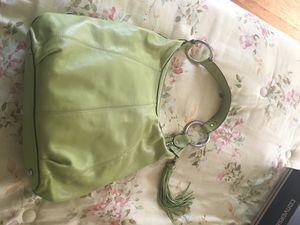 Lime green hobo bag for Sale in Berwyn, PA