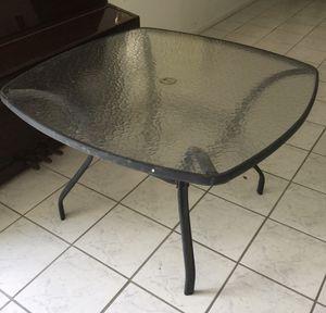 Patio table for Sale in Merritt Island, FL