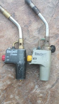 Benzomatic Torch for Sale in Downey,  CA