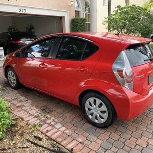 2014 Toyota Prius C 86k Miles for Sale in Hollywood, FL