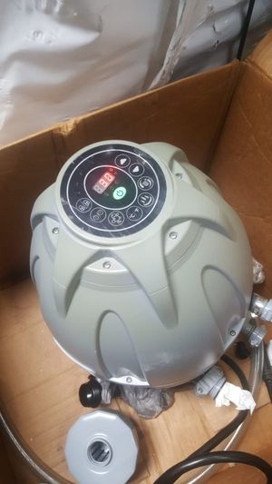 Coleman SPA Hot Tub Descaler (Open Box New) for Sale in Stafford, TX