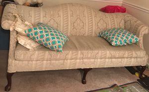 Sofa and singular chair for Sale in Manassas, VA
