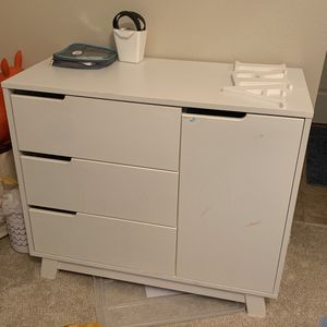 Changing Table - Kids Dresser - Shelves for Sale in The Colony, TX