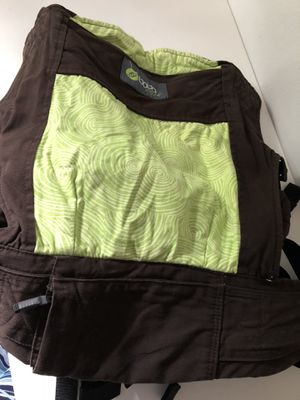 Baby carrier Boba organic up to 45lbs front or back for Sale in MONTGOMRY VLG, MD