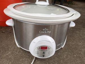 Crock pot for Sale in OLD RVR-WNFRE, TX