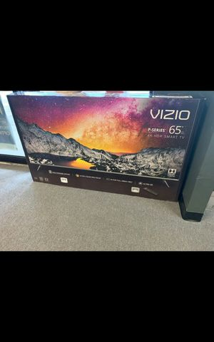 Vizio 65 P series led smart 4k HDTV like new in box comes with 6 month warranty Ask us about our different $$$$$$$ options for Sale in Phoenix, AZ