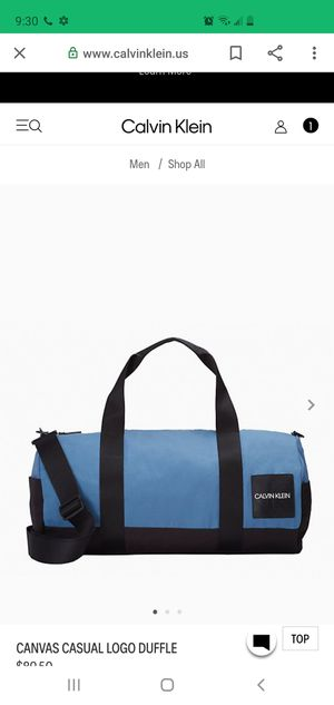 Duffle bag for Sale in Copiague, NY