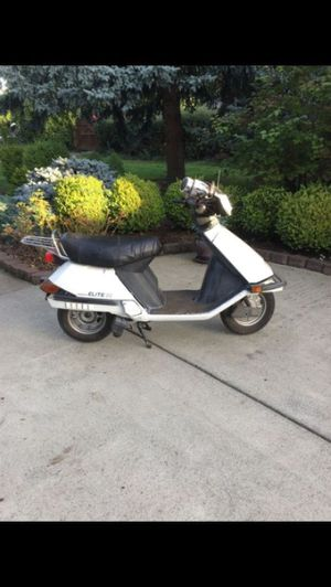 1983 Honda elite 80 for Sale in Vancouver, WA