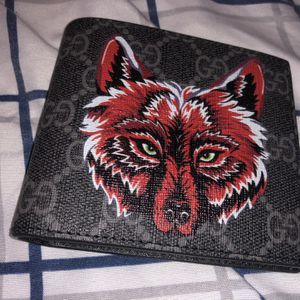 Gucci Wolf Wallet for Sale in Los Angeles, CA