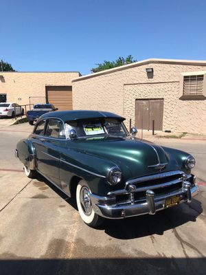 1950 chevy deluxe coupe for Sale in Arlington, TX