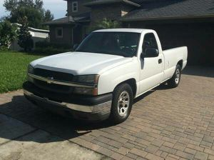 2005 Chevy Silverado V6 4.2L 123.000 Miles! for Sale in Orlando, FL