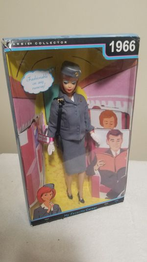 "New in box '09' 1966 ""My Favorite Career"" Barbie Collector for Sale in Alhambra, CA"