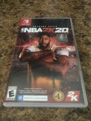 NBA2k20 for Sale in Sacramento, CA