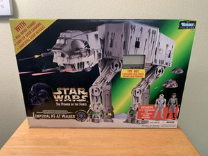 Star Wars Power Of The Force Imperial AT-AT Walker for Sale in Poway, CA