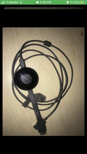 Chromecast for Sale in Bowie, MD