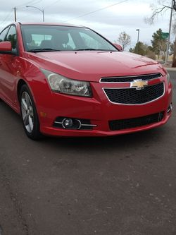 2012 CHEVROLET CRUZE* AUTOMATIC* 2.5 S* 4 CILINDERS* 140000 MILES* CLEAN TITLE IN HAND* IT RUNS AND DRIVES GOOD* SE HABLA ESPAÑOL for Sale in Las Vegas,  NV