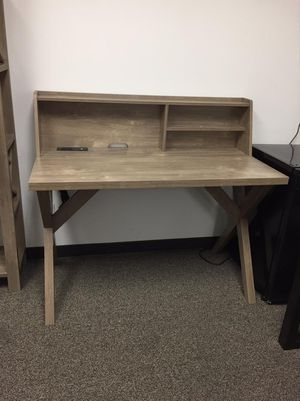 Desk, Hazelnut, #172252 for Sale in Downey, CA