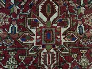 "Persian Rug 9ft x 4'2"" Ardebil Sumac Fragment for Sale in Dallas, TX"
