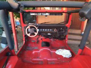 Jeep wrangler part for Sale in Lodi, CA