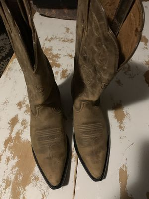 Leather Ariat Boots for Sale in Cary, NC