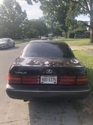 Lexus LS 400 1990 for Sale in Columbus, OH