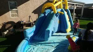 Backyard water park for Sale in Sanger, CA