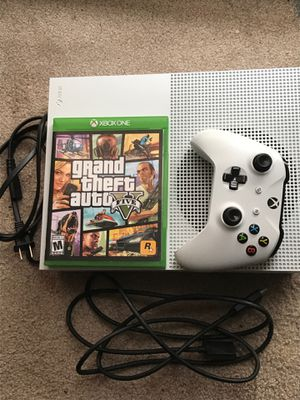 Xbox One S 500 GB x GTA 5 for Sale in Baltimore, MD