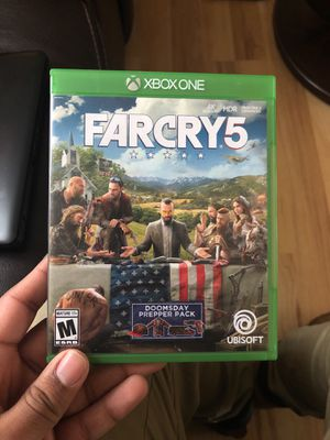 Far cry 5 for Sale in Harrisonburg, VA
