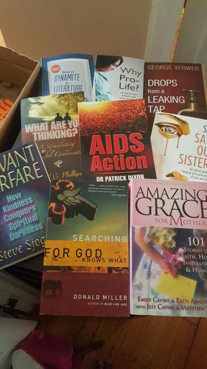 Religious and motivation books for Sale in Grosse Pointe, MI