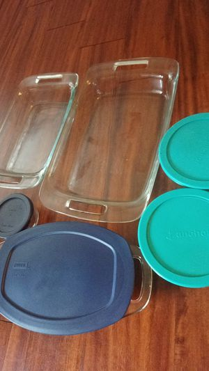 Pyrex glass set for Sale in Englewood, CO