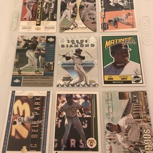 Barry Bonds Baseball Cards — 70+ for Sale in Arlington, VA