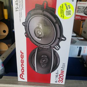 Pioneer Speakers 6 1/2 for Sale in Los Angeles, CA
