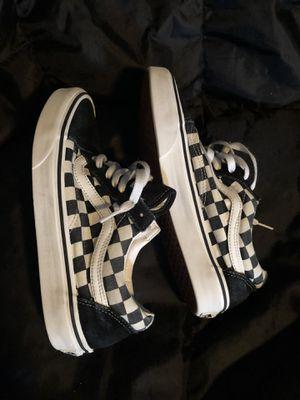 Checkerboard Vans for Sale in Los Angeles, CA