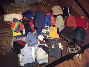 Huge lot of baby boy clothes for Sale in Fairfax, VA