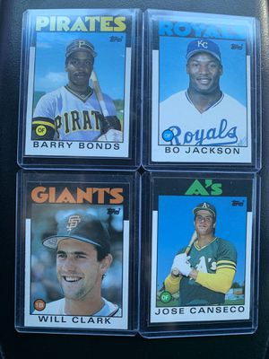 Topps Rookie Baseball Cards for Sale in Hayward, CA