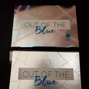 PUR OUT OF THE BLUE EYESHADOW PALETTE for Sale in Champlin, MN