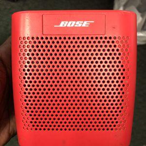 Speaker, Electronics Bose SoundLink Color No Charger for Sale in Baltimore, MD