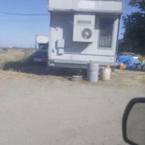 Big Trailer Home for Sale in Acampo, CA