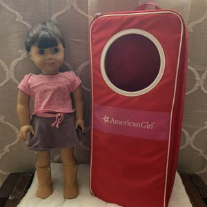 American Girl Backpack Carrier For 18 Inch Dolls for Sale in Chula Vista, CA