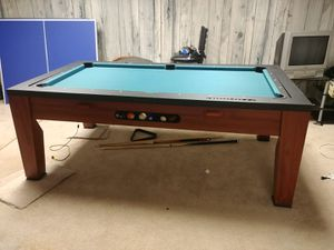 Interchangeable Pool Table for Sale in Eddington, PA