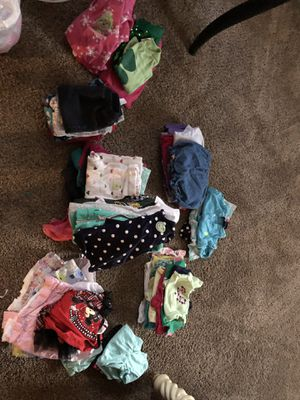 Baby girl clothes 12 month for Sale in Kansasville, WI