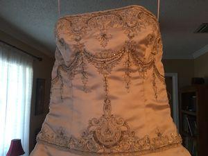Reem Acra Designer Wedding Dress for Sale in Alabaster, AL