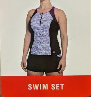 NWT Zeroxposur Swimset Tankini / Boyshorts Size 16 for Sale in UPPR BLCK EDY, PA