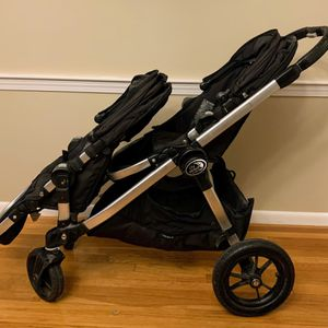 City Select Double Stroller for Sale in North Andover, MA